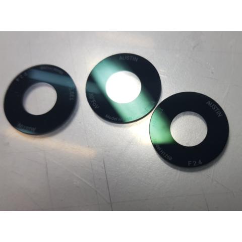 抗反射光學綠膜